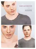 Dean Winchester Sims 3 by Fear-Me-December