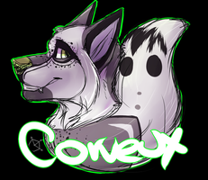 Corveux HT by mangoweasel