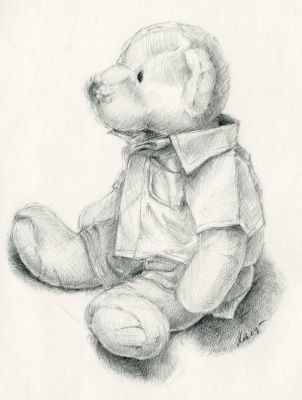 My Teddy Bear by Aliroll