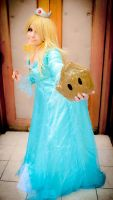 Princess Rosalina Cosplay by Laia-pink