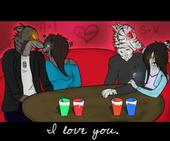 Double Date by The-Samara