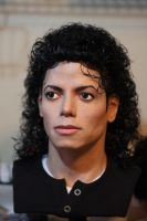 Who's Bad!? Michael Jackson lifesize bust pic 3 by godaiking
