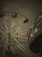 FAIR GROUND ATTRACTIONS ( SEPIA ) by ANDYBURGESS