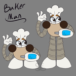 Baker Man by Sigma-the-Enigma