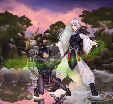 SessKag Warriors by angie50