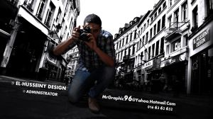 Me With My favorite Camera by aHmedel-Hussieny