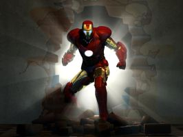 IronMan by HAL001