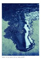 Water on my stairs 01 by ESDY
