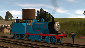 The Smartest Engine in the Shed by Wellsworthstation