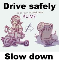 Drive Safely by taho