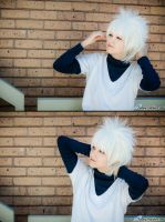 Hunter x Hunter: Killua by lovelyyorange