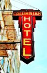Columbian Hotel by erbphotography