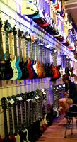 so many guitars by elizabethtown60B