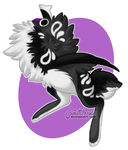 Adoptable - Purple Ink - CLOSED by Ouiatchouan