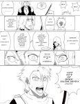 Toshiro Hitsugaya: Ice Dragon In Peril (Page 1/2) by NateParedes44