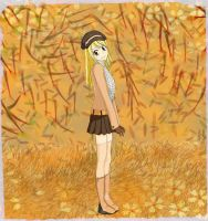 Autumn Lucy by Heartfilia9