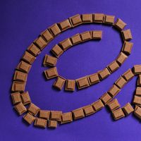 C is for Cadbury chocolate by myp55