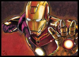 IRON MAN PSC by MJasonReed