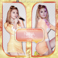 +Photopack png de Nana. by MarEditions1