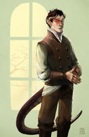 Commission: Hans by Raironu