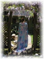 Butterfly Castle Gown II by Liquidfire3