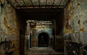 Fort de la Chartreuse by Silence-in-your-head