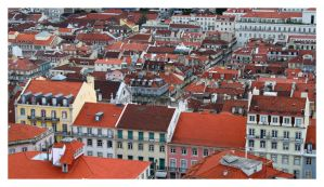 Old Lisbon III by FilipaGrilo