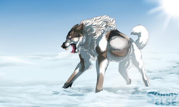 The Lyngvi Chronicles - Beasts of Nunavut by ScunnyElse