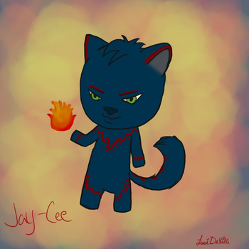 Jay-Cee by LuciDeVille