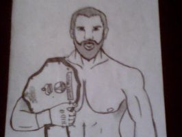 Daniel bryan 3 finished by beartic9871