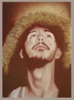 Self Portrait by 4wheels