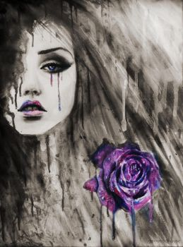 Dead Rose by gavwoodhouse