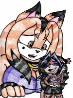 RD: EMS: Nega's Big gift for Marie by mhedgehog21