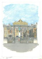 The Gates of Versailles by r41j1n