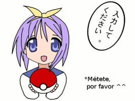 Tsukasa wants you for pokemon by 6uitar6reat6od