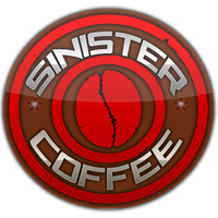 Sinister Coffee by RetricDesignz