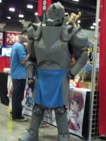 Alphonse Cosplay by foxanime101