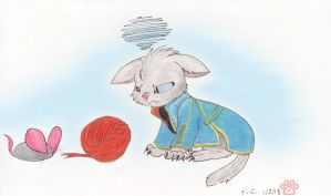 Kitty Vergil by TOM-CATS