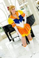Sailor Venus by EminenceRain