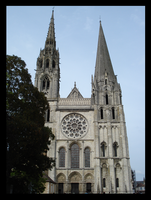 Cathedrale de Chartres by BluePalmTree