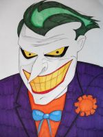The Joker!!! by HPxZelda