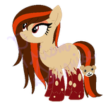 Pillow Pony .:Commision:. by PrismSunriseDraws