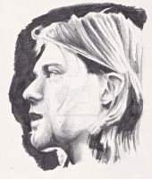 Kurt Cobain by RushYesZeppelin