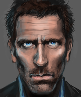 Dr. House by Kuitsuku