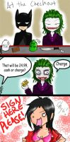 BATMAN...and Joker part 5 by Hellquin