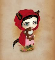 Little Red Riding Hood by Aklna