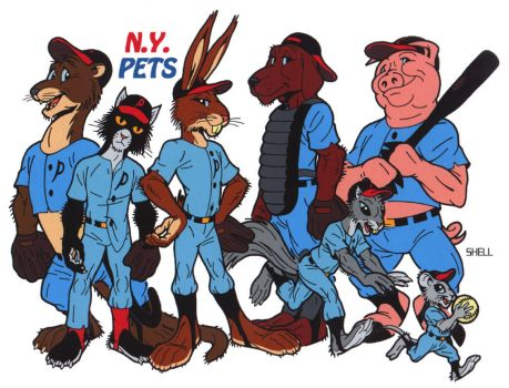 The New York Pets by Jay-Shell