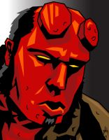 Happy Hellboy Day! by jbrenthill