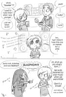 Comic - past and present taste in music by oomizuao