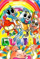 The Amazing World of GUMBALL! by ClaraBacou